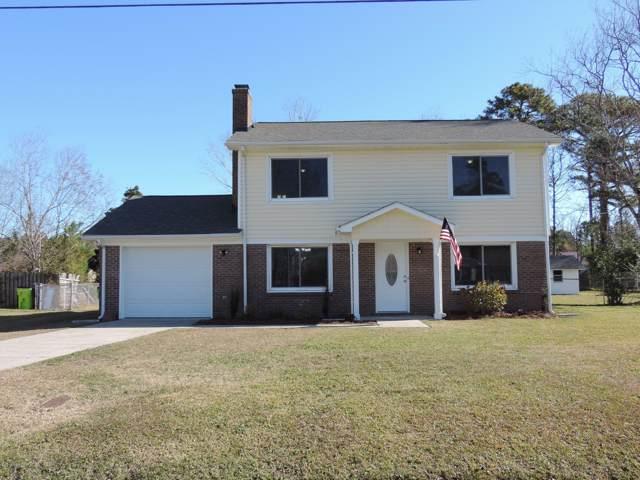 130 Glen Drive, Havelock, NC 28532 (MLS #100195498) :: CENTURY 21 Sweyer & Associates