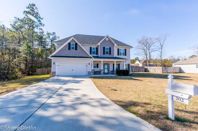202 Gala Court, Richlands, NC 28574 (MLS #100195515) :: Castro Real Estate Team