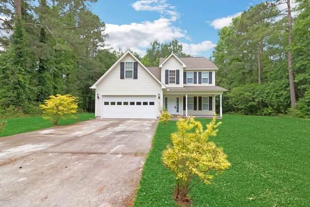 603 Walnut Drive, Jacksonville, NC 28540 (MLS #100195516) :: Courtney Carter Homes