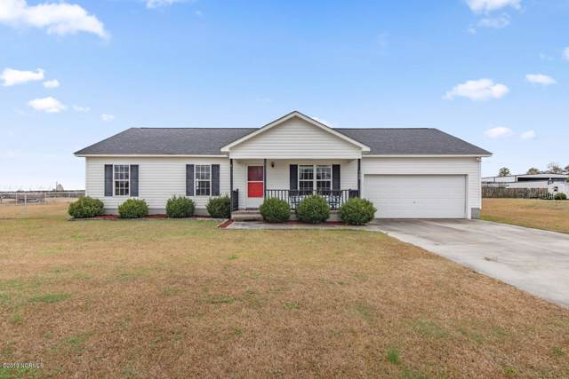 108 Clint Mills Road, Maysville, NC 28555 (MLS #100195518) :: Castro Real Estate Team