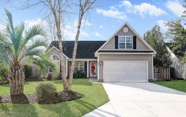 658 Hillside Drive, Wilmington, NC 28412 (MLS #100195525) :: The Oceanaire Realty