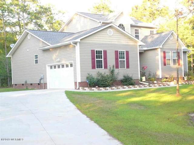 111 Forest Lane, Swansboro, NC 28584 (MLS #100195527) :: Castro Real Estate Team