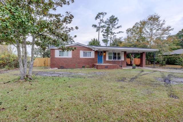 113 Ketner Boulevard, Havelock, NC 28532 (MLS #100195533) :: David Cummings Real Estate Team
