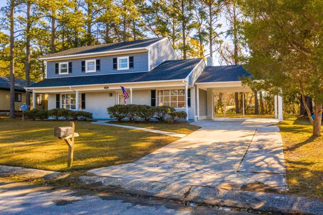 115 Ash Place, Jacksonville, NC 28546 (MLS #100195543) :: Castro Real Estate Team