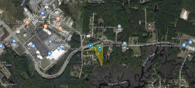 0 Smith Avenue, Shallotte, NC 28470 (MLS #100195559) :: Castro Real Estate Team