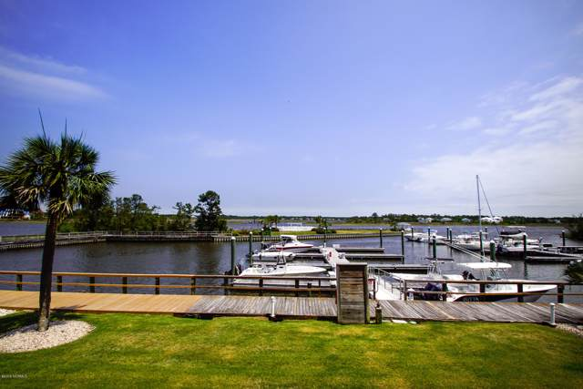 5400 E Yacht Drive B4, Oak Island, NC 28465 (MLS #100195561) :: Thirty 4 North Properties Group