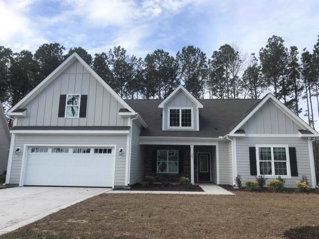 365 W Goldeneye Lane, Sneads Ferry, NC 28460 (MLS #100195602) :: Berkshire Hathaway HomeServices Hometown, REALTORS®
