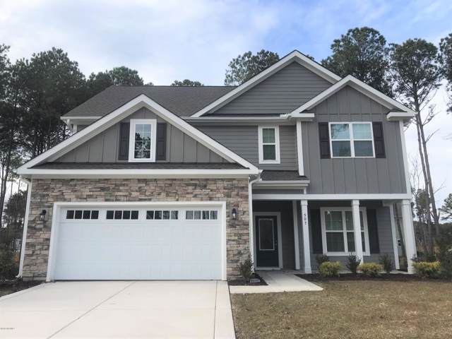 507 W Red Head Circle, Sneads Ferry, NC 28460 (MLS #100195613) :: Berkshire Hathaway HomeServices Hometown, REALTORS®
