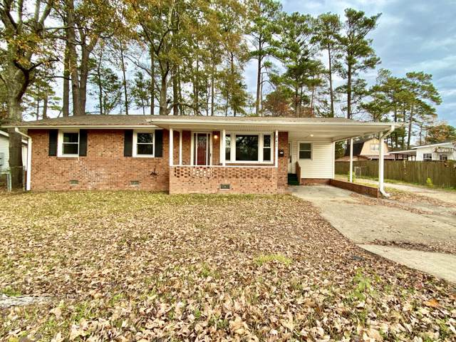 842 Gum Branch Road, Jacksonville, NC 28540 (MLS #100195631) :: Berkshire Hathaway HomeServices Hometown, REALTORS®
