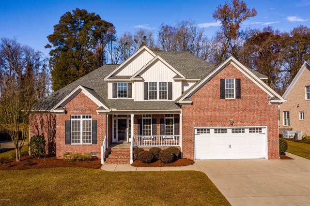 689 Cedar Ridge Drive, Winterville, NC 28590 (MLS #100195654) :: Donna & Team New Bern