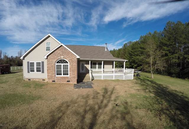 94 Old Mill Road, Willard, NC 28478 (MLS #100195661) :: Barefoot-Chandler & Associates LLC