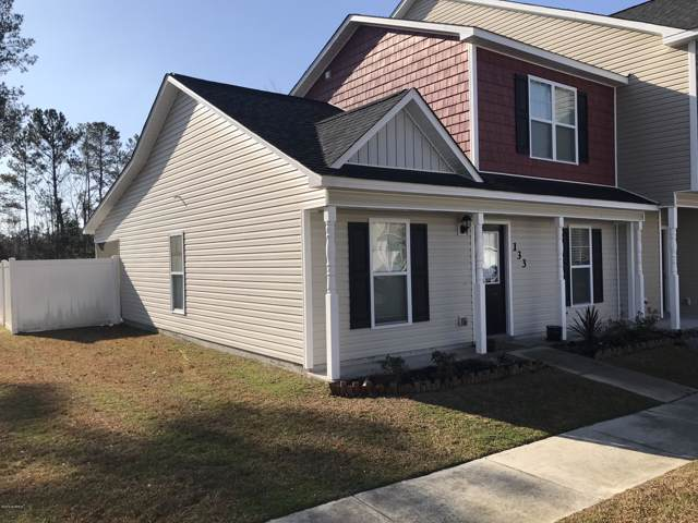 133 Waterstone Lane, Jacksonville, NC 28546 (MLS #100195708) :: Destination Realty Corp.
