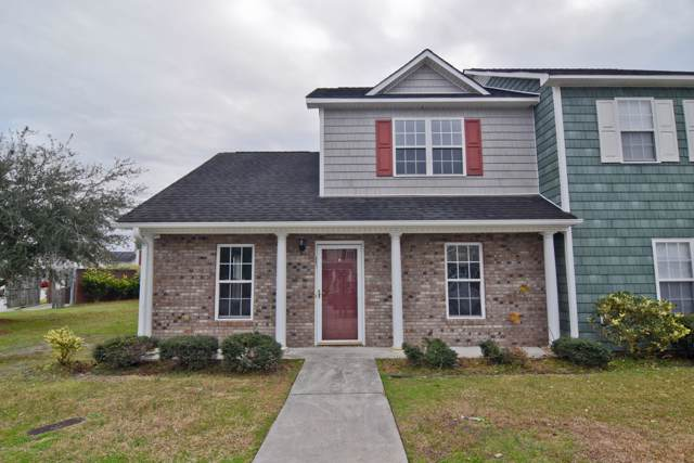801 Springwood Drive, Jacksonville, NC 28546 (MLS #100195716) :: Destination Realty Corp.