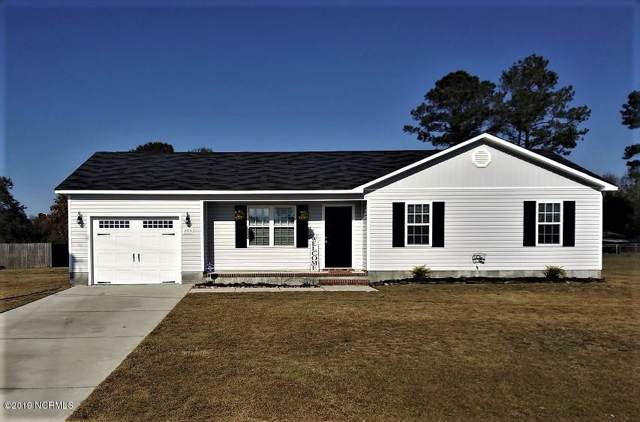 203 Wingspread Lane, Beulaville, NC 28518 (MLS #100195755) :: The Keith Beatty Team