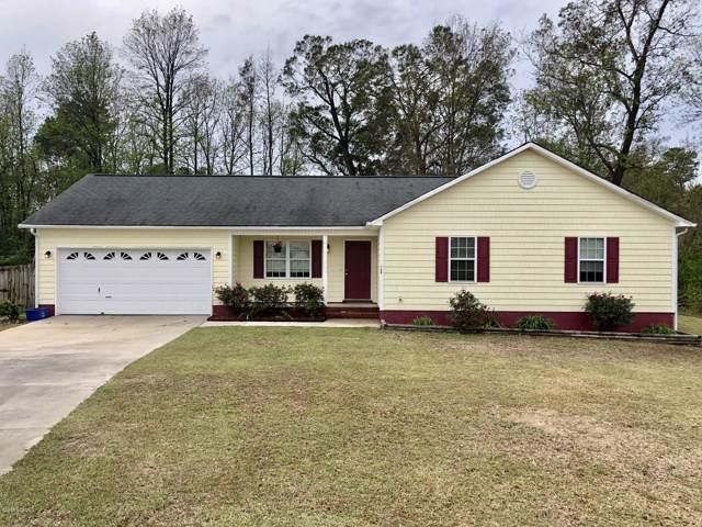 108 Cartwright Court, Richlands, NC 28574 (MLS #100195759) :: Berkshire Hathaway HomeServices Hometown, REALTORS®