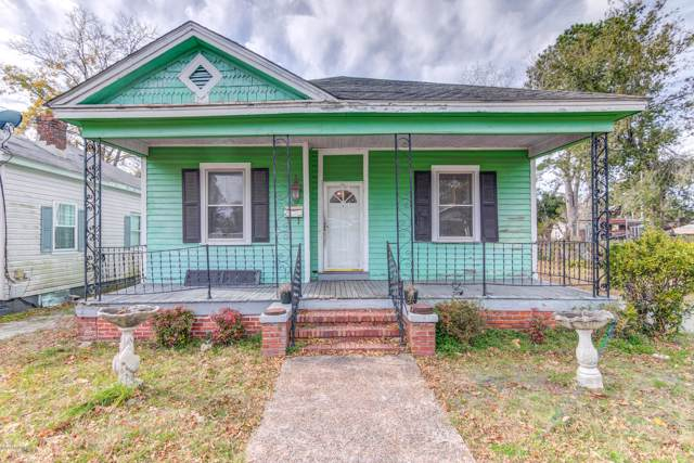 1108 S 8th Street, Wilmington, NC 28401 (MLS #100195775) :: Vance Young and Associates