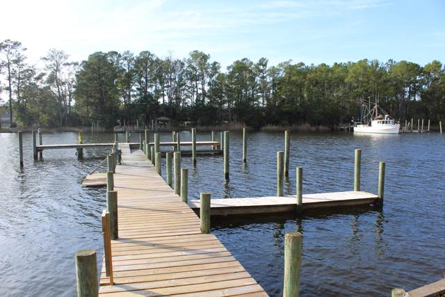 154 Cummins Creek Road, Beaufort, NC 28516 (MLS #100195785) :: The Bob Williams Team