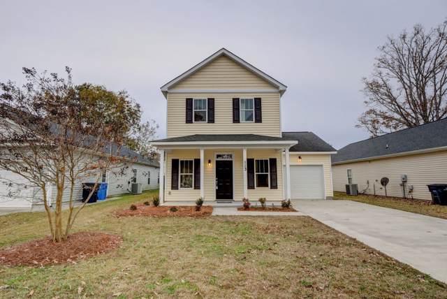 113 Sanders Street, Jacksonville, NC 28540 (MLS #100195787) :: CENTURY 21 Sweyer & Associates