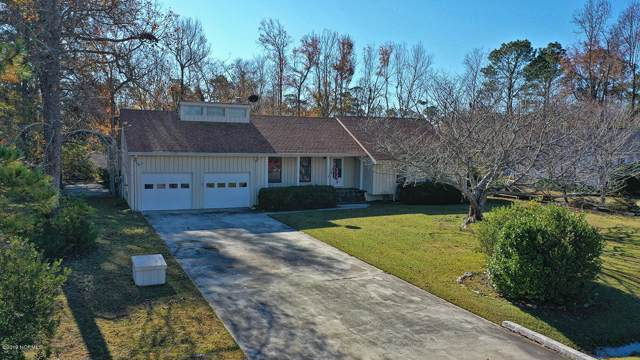 3623 Meadow Drive, Morehead City, NC 28557 (MLS #100195820) :: Barefoot-Chandler & Associates LLC