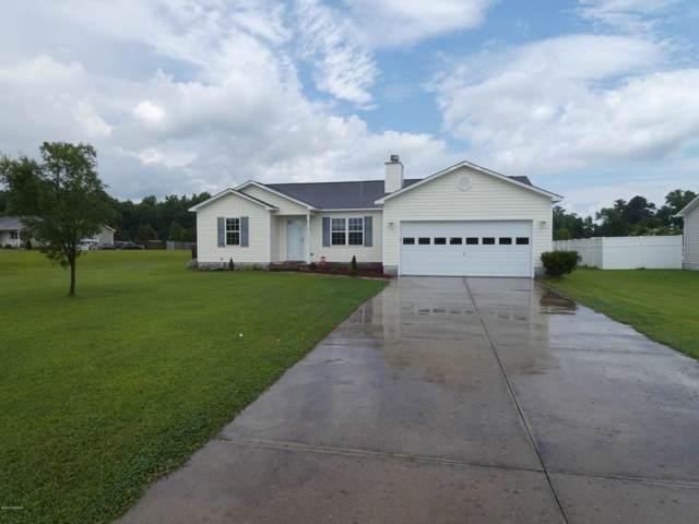 361 Hadley Collins Road, Maysville, NC 28555 (MLS #100195828) :: CENTURY 21 Sweyer & Associates
