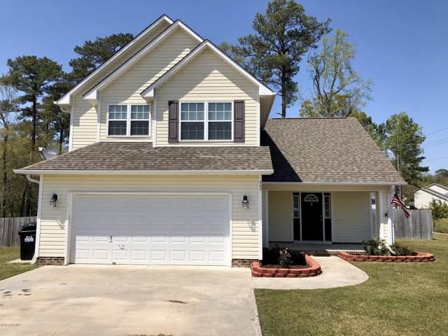202 Gillespie Drive, Hubert, NC 28539 (MLS #100195840) :: RE/MAX Essential
