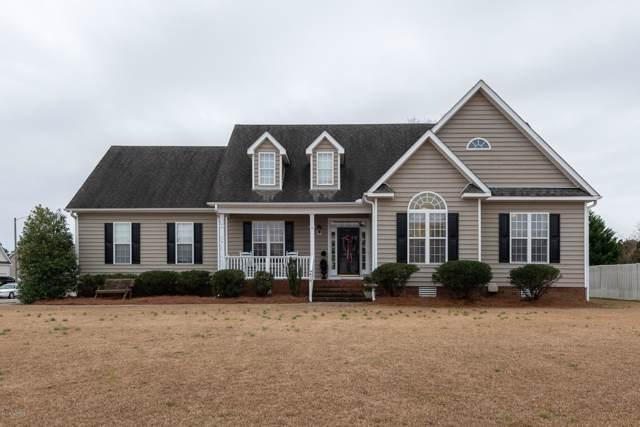 418 Milton Drive, Winterville, NC 28590 (MLS #100195845) :: CENTURY 21 Sweyer & Associates