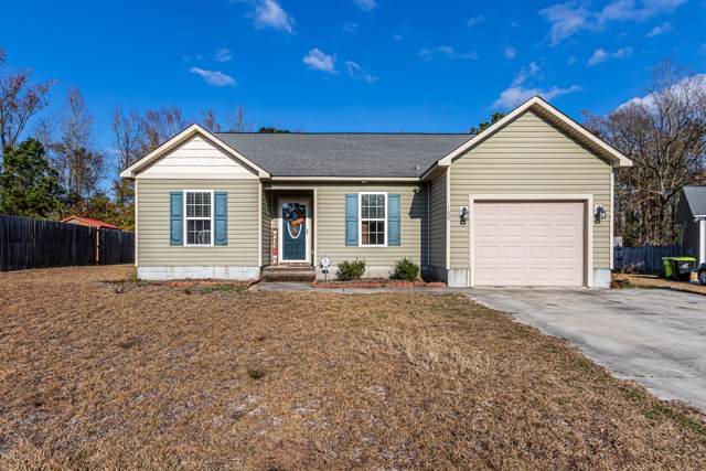 109 Worvin Lane, Richlands, NC 28574 (MLS #100195857) :: RE/MAX Elite Realty Group