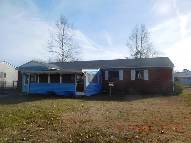 421 Holly Drive, Jacksonville, NC 28540 (MLS #100195858) :: Vance Young and Associates