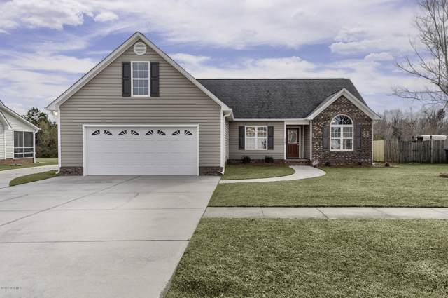 214 Emerald Ridge Road, Jacksonville, NC 28546 (MLS #100195860) :: RE/MAX Elite Realty Group