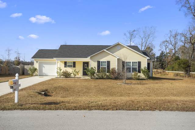 600 Denim Drive, Richlands, NC 28574 (MLS #100195883) :: RE/MAX Elite Realty Group
