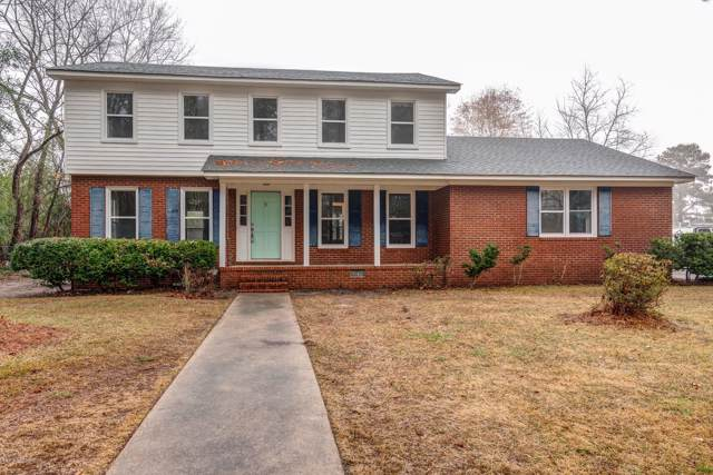 1620 Bedford Road, Rocky Mount, NC 27801 (MLS #100195889) :: The Oceanaire Realty