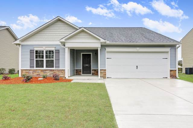 4427 Pinewood Village Drive, Southport, NC 28461 (MLS #100195893) :: The Chris Luther Team