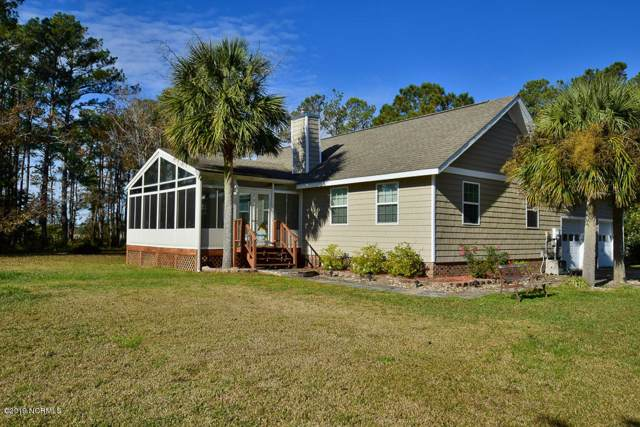 437 Tuttles Grove Road, Beaufort, NC 28516 (MLS #100195907) :: Barefoot-Chandler & Associates LLC