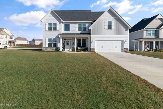 301 Bear Run Lot 77, Jacksonville, NC 28540 (MLS #100195915) :: Lynda Haraway Group Real Estate