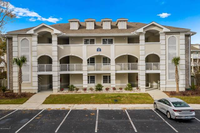 908 Resort Circle #306, Sunset Beach, NC 28468 (MLS #100195921) :: The Tingen Team- Berkshire Hathaway HomeServices Prime Properties