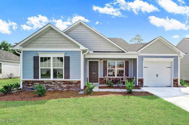 4428 Pinewood Villlage Drive, Southport, NC 28461 (MLS #100195931) :: The Chris Luther Team