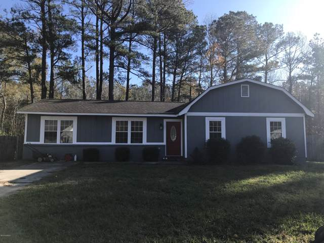 516 Walnut Drive, Jacksonville, NC 28540 (MLS #100195951) :: Barefoot-Chandler & Associates LLC