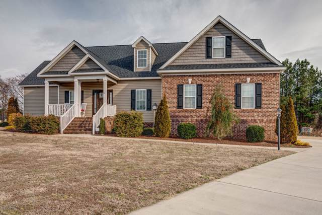 7208 Baywood Road, Rocky Mount, NC 27803 (MLS #100195986) :: Vance Young and Associates