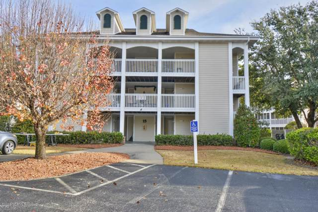 3350 Club Villa Drive SE #1506, Southport, NC 28461 (MLS #100196021) :: The Chris Luther Team
