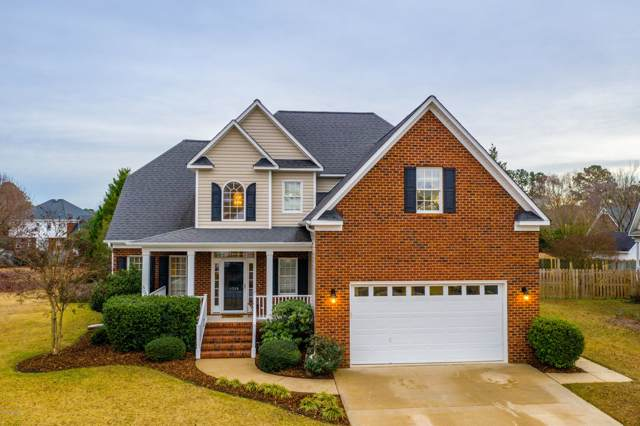 1719 Rondo Drive, Greenville, NC 27858 (MLS #100196124) :: Lynda Haraway Group Real Estate