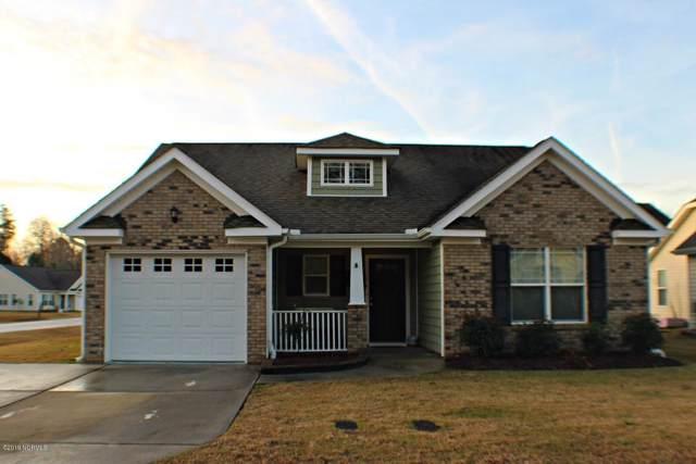 444 Peregrine Ridge Drive, New Bern, NC 28560 (MLS #100196184) :: CENTURY 21 Sweyer & Associates