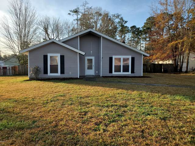 503 Dennis Road, Jacksonville, NC 28546 (MLS #100196207) :: The Keith Beatty Team