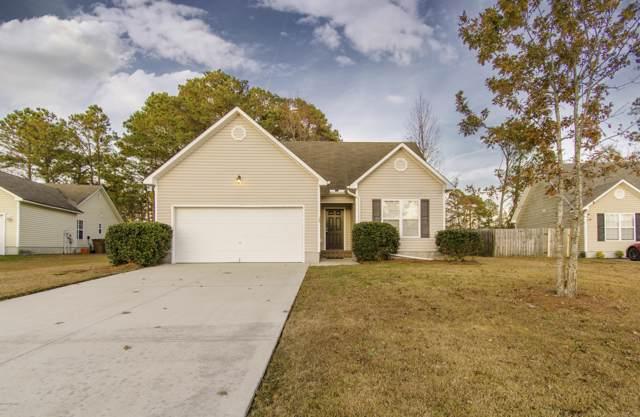 127 Whiteleaf Drive, Jacksonville, NC 28546 (MLS #100196266) :: Lynda Haraway Group Real Estate