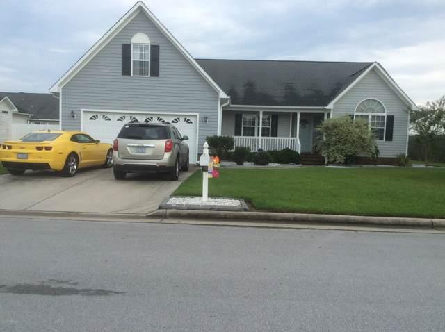 111 Conner Grant Road, New Bern, NC 28562 (MLS #100196279) :: CENTURY 21 Sweyer & Associates