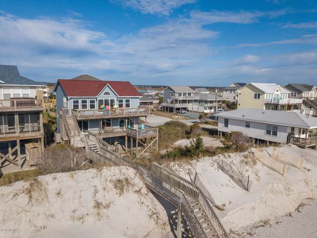 1421 Ocean Boulevard, Topsail Beach, NC 28445 (MLS #100196280) :: Vance Young and Associates