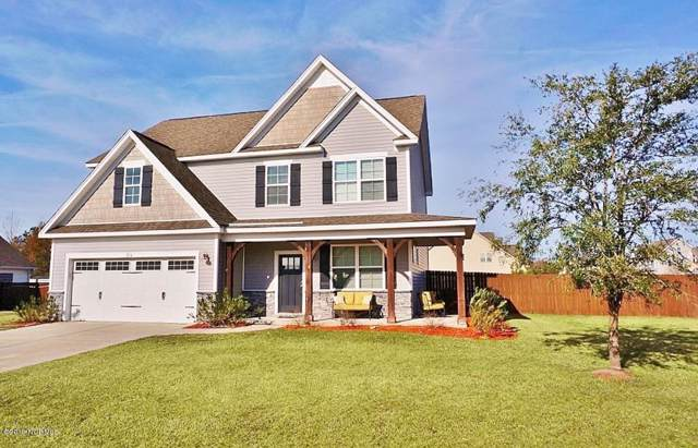 216 River Winding Road, Jacksonville, NC 28540 (MLS #100196281) :: Vance Young and Associates