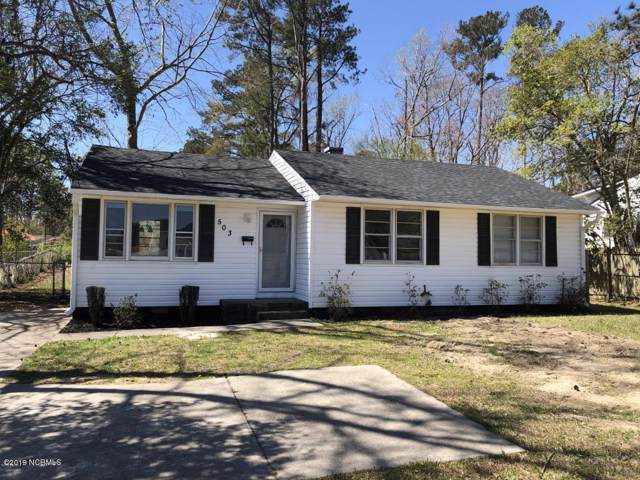 503 Henderson Drive, Jacksonville, NC 28540 (MLS #100196311) :: Vance Young and Associates