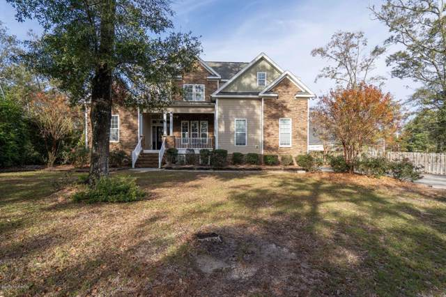 116 Bay Court, Sneads Ferry, NC 28460 (MLS #100196316) :: Berkshire Hathaway HomeServices Hometown, REALTORS®