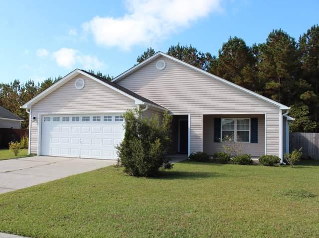 4017 Wt Whitehead Drive, Jacksonville, NC 28546 (MLS #100196320) :: The Bob Williams Team