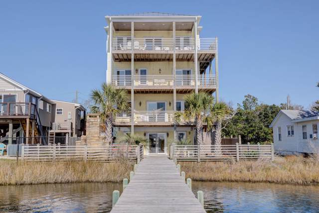 230 Little Kinston Road, Surf City, NC 28445 (MLS #100196354) :: Berkshire Hathaway HomeServices Hometown, REALTORS®